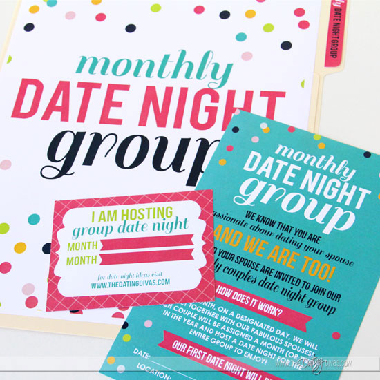 Dating Divas Group Date Night
