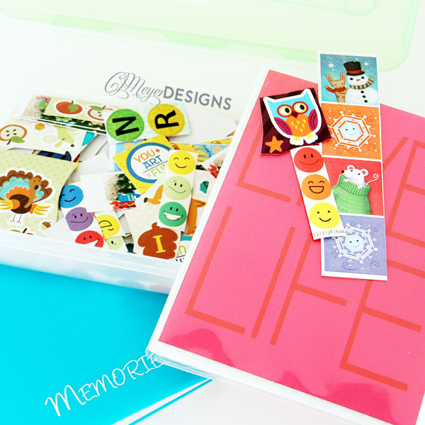 Toddler Sticker Books